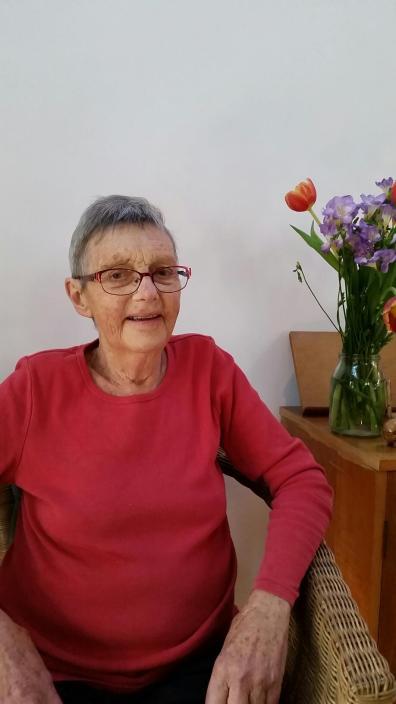 Mum in her last week
